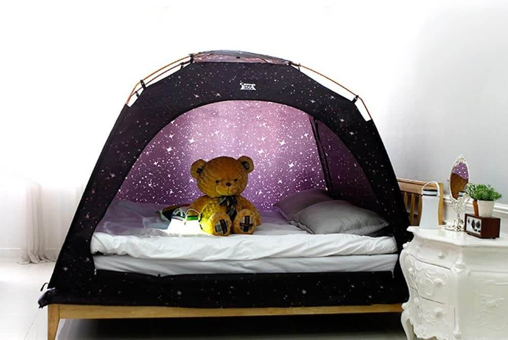 CAMP 365 Child's Indoor Privacy and Play Tent-