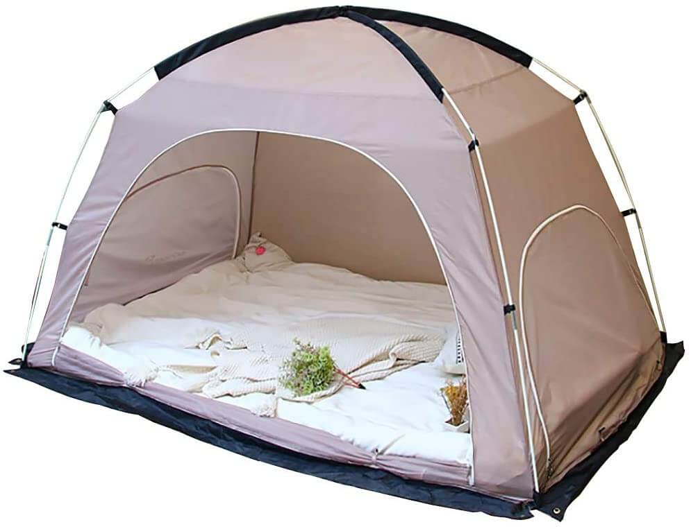 Likary Queen Size Bed Tent: - 8 Dream tents for queen size beds 2021