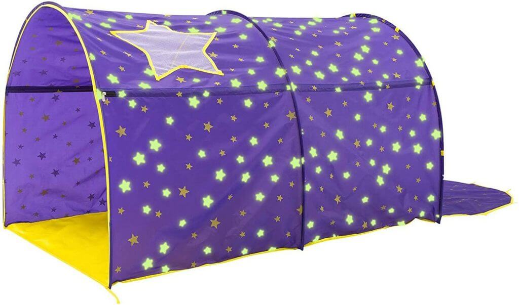 Alvantor Starlight Bed Canopy Dream Kids Play Tent: - 8 Dream tents for queen size beds 2021