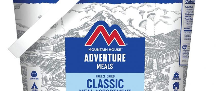 Best canned food for camping